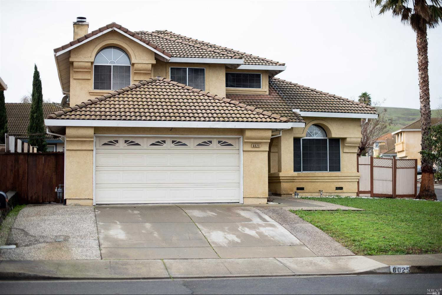 Another Property Sold - 6025 Lakeview Circle, Fairfield, CA 94534