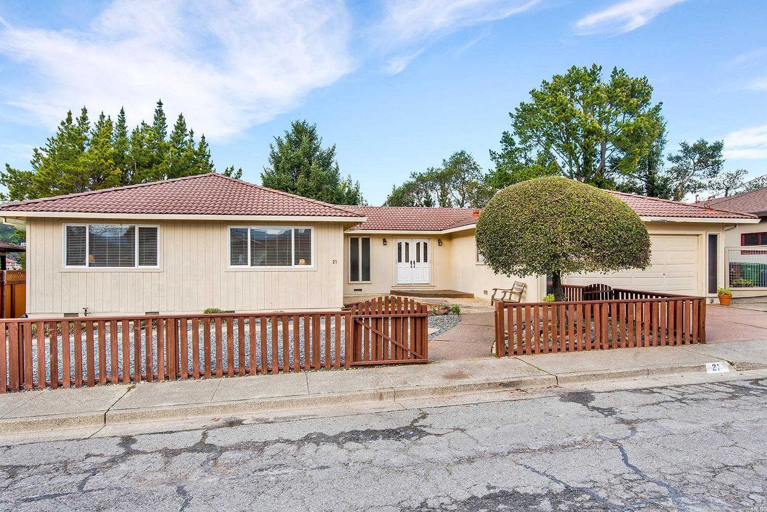 Another Property Sold - 21 Woodside Court, San Anselmo, CA 94960