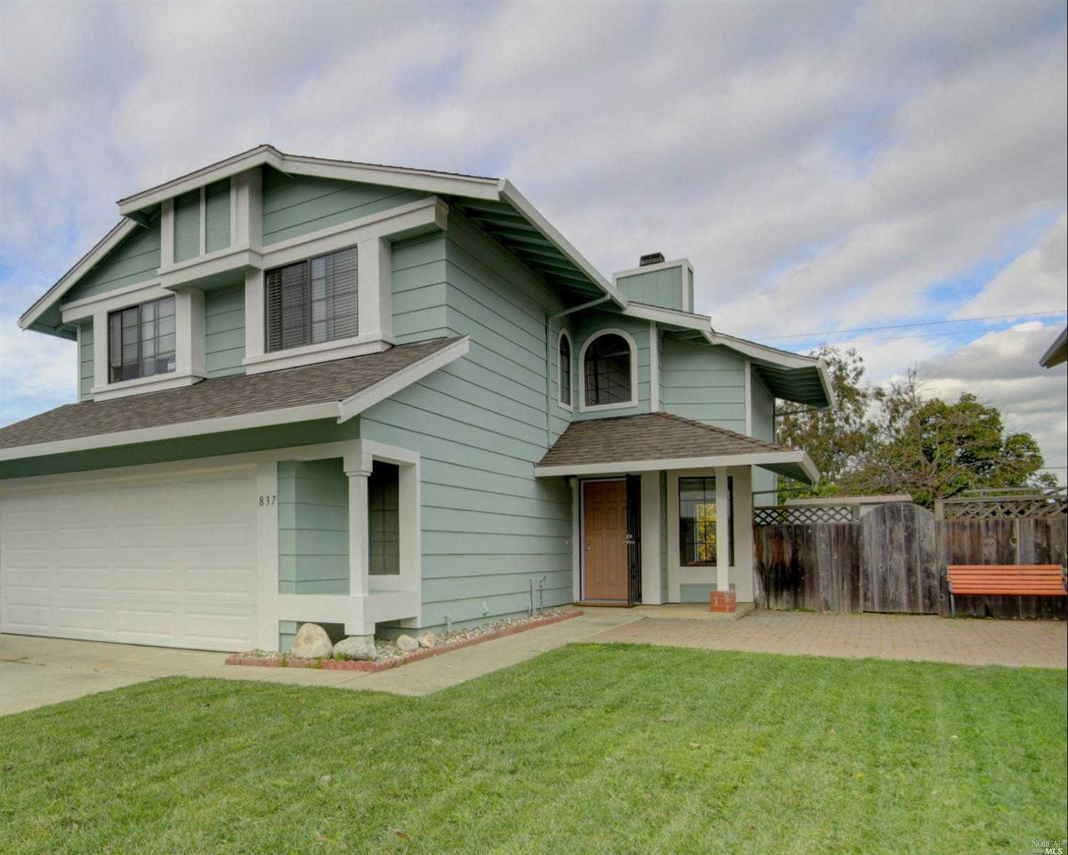 Another Property Sold - 837 Lighthouse Drive, Vallejo, CA 94590