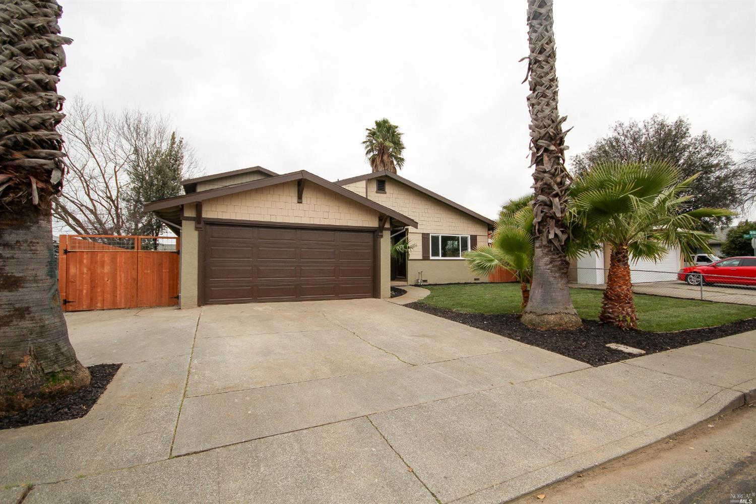 Another Property Sold - 613 San Marco Street, Fairfield, CA 94533