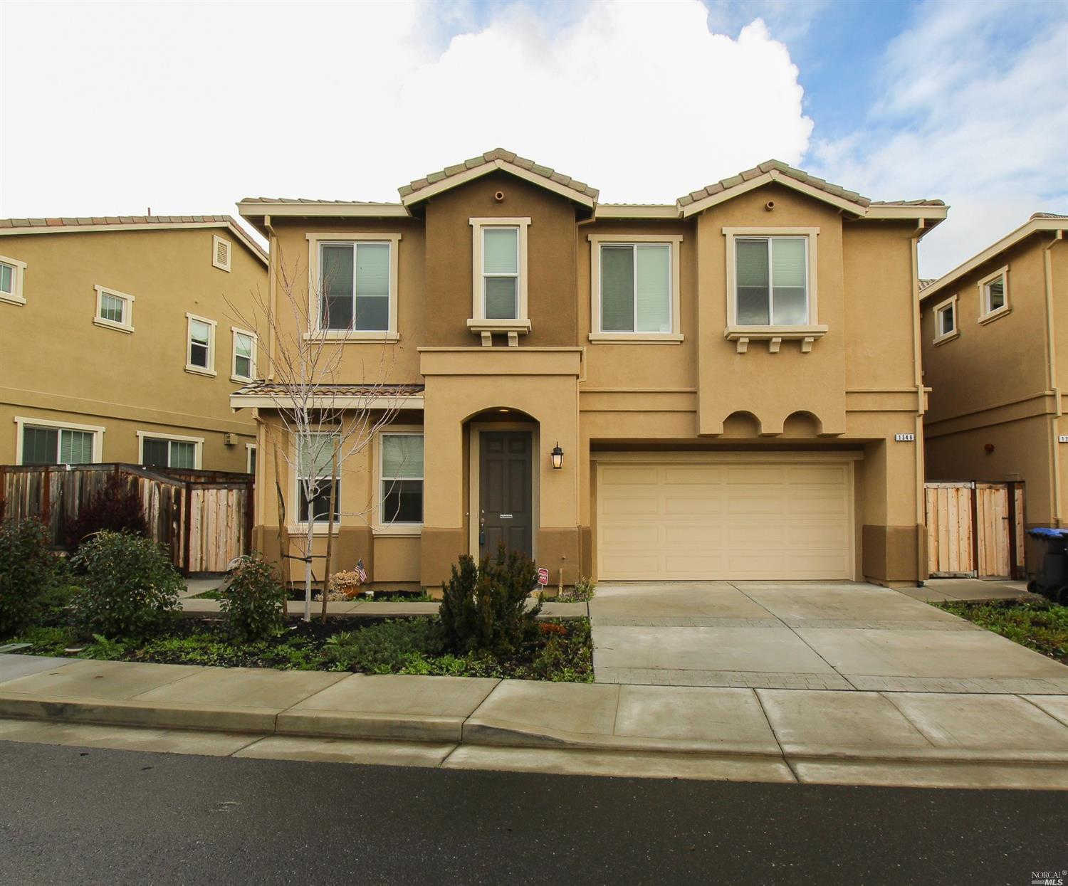 1348 Encore Drive, Fairfield, CA 94534 now has a new price of $515,000!