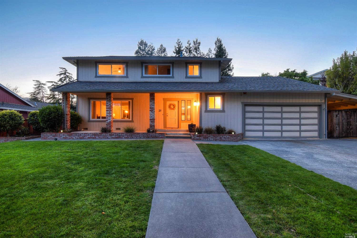 Another Property Sold - 21 Mosswood Court, Novato, CA 94947