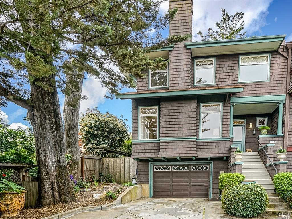 119 King Street, Larkspur, CA 94939 is now new to the market!