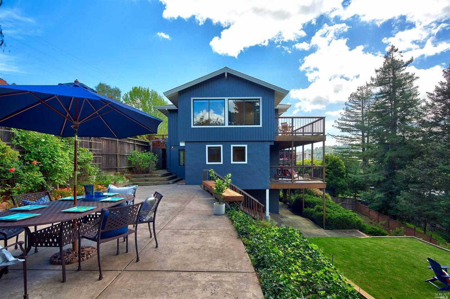 Video Tour  - 70 Keats Drive, Mill Valley, CA 94941