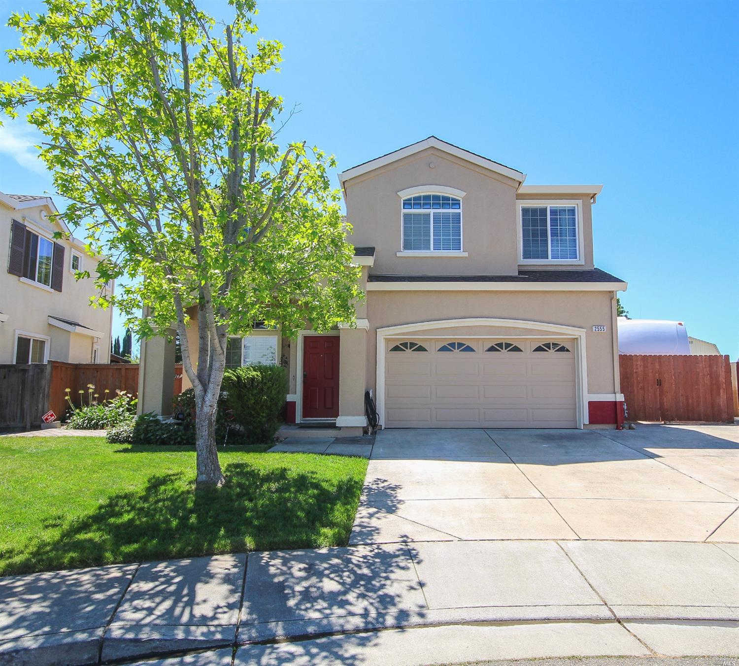 Another Property Sold - 2555 Turri Court, Fairfield, CA 94533