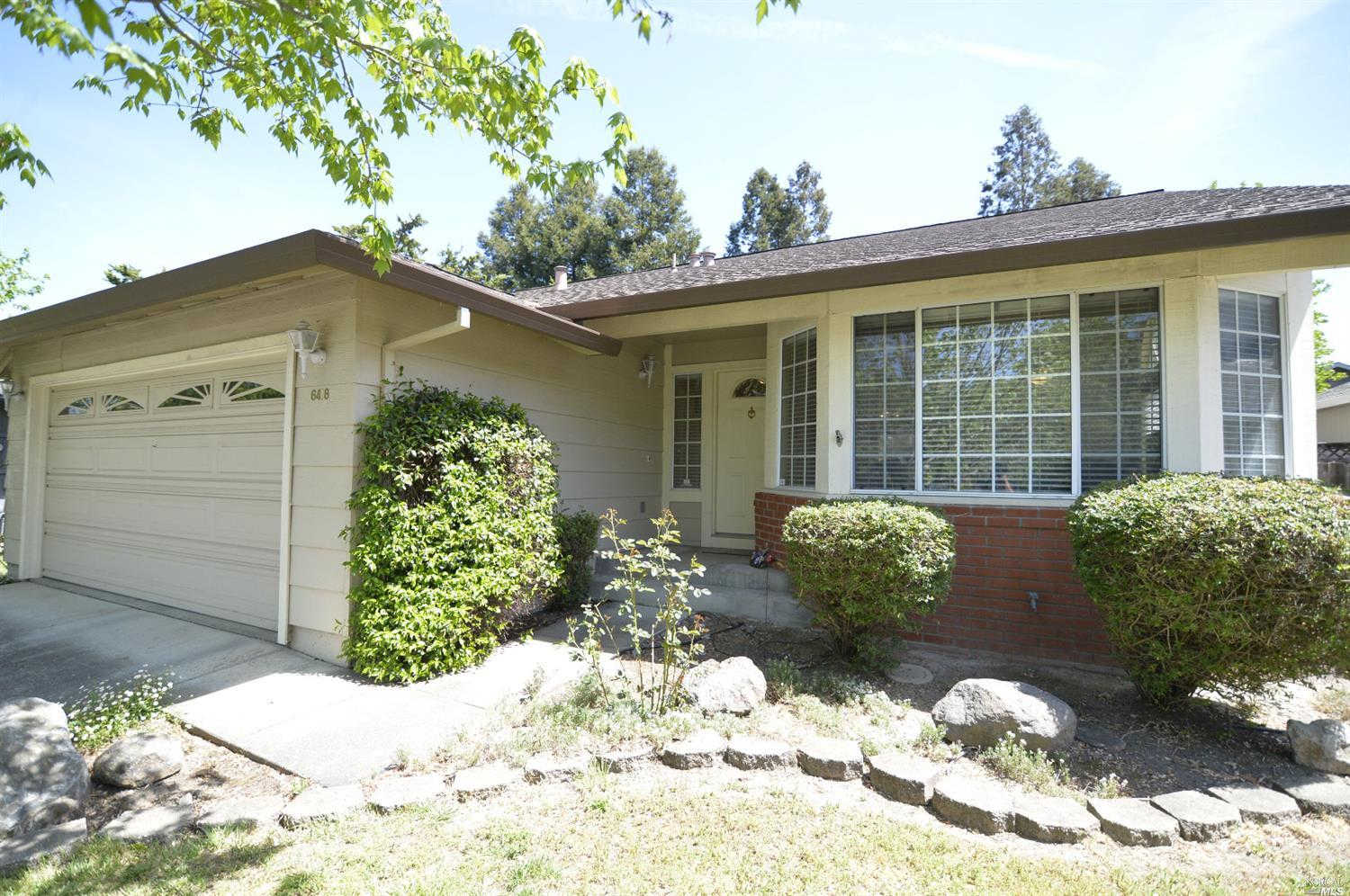 6418 Yale Street, Windsor, CA 95492 is now new to the market!