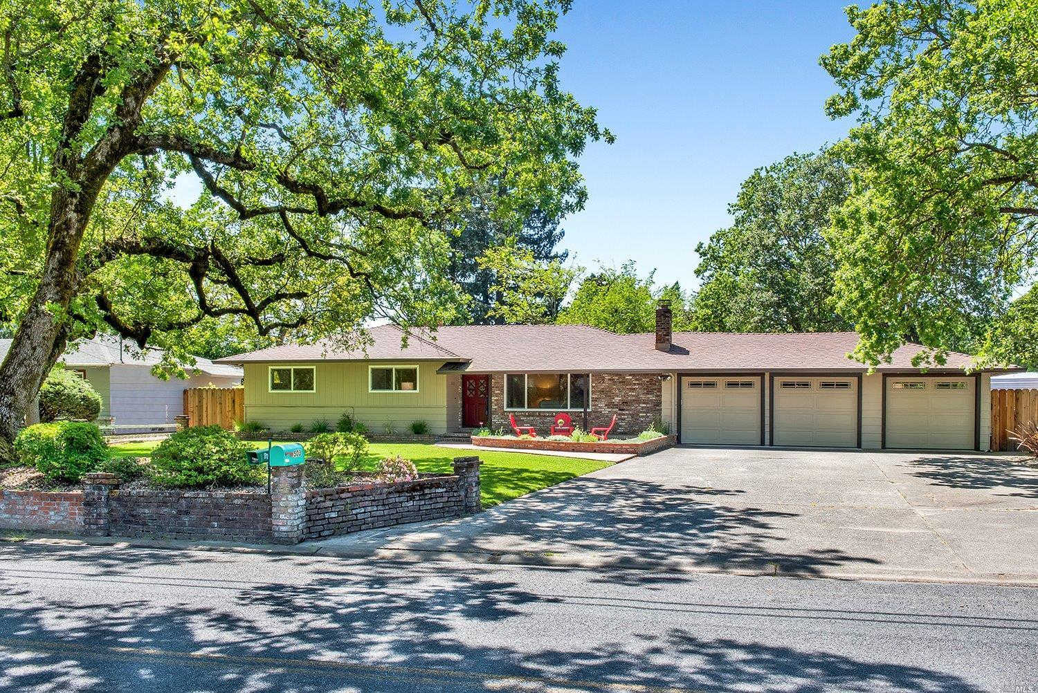 503 Piezzi Road, Santa Rosa, CA 95401 is now new to the market!