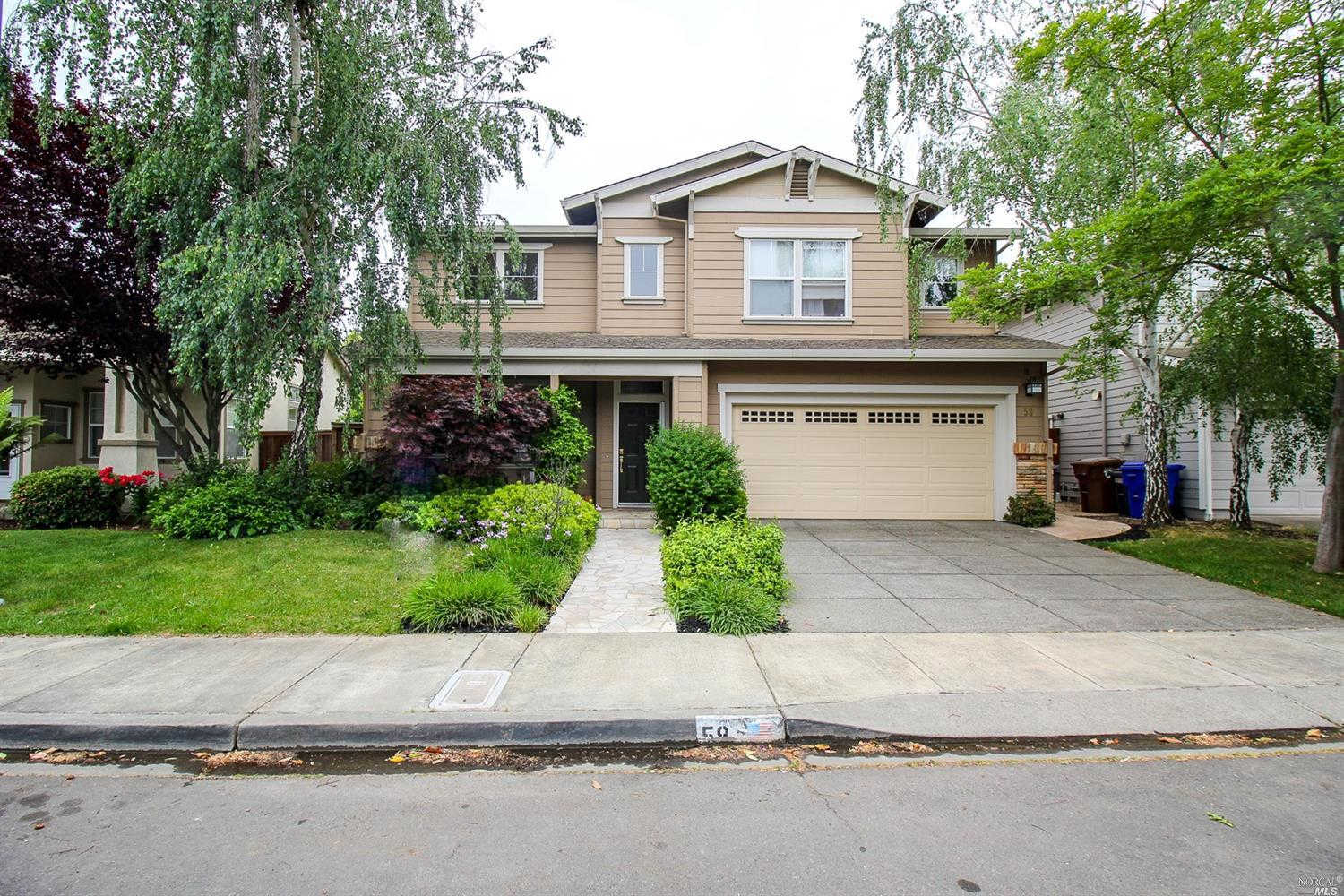 59 Summerbrooke Circle, Napa, CA 94558 now has a new price of $759,000!
