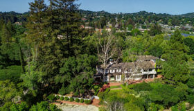 1 Orchard Way, Kentfield, CA 94904