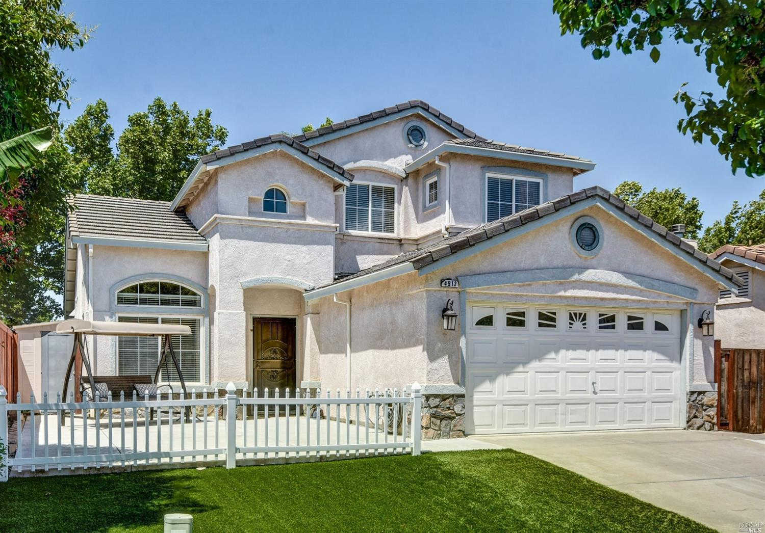 Another Property Sold - 4912 Summer Grove Circle, Fairfield, CA 94534