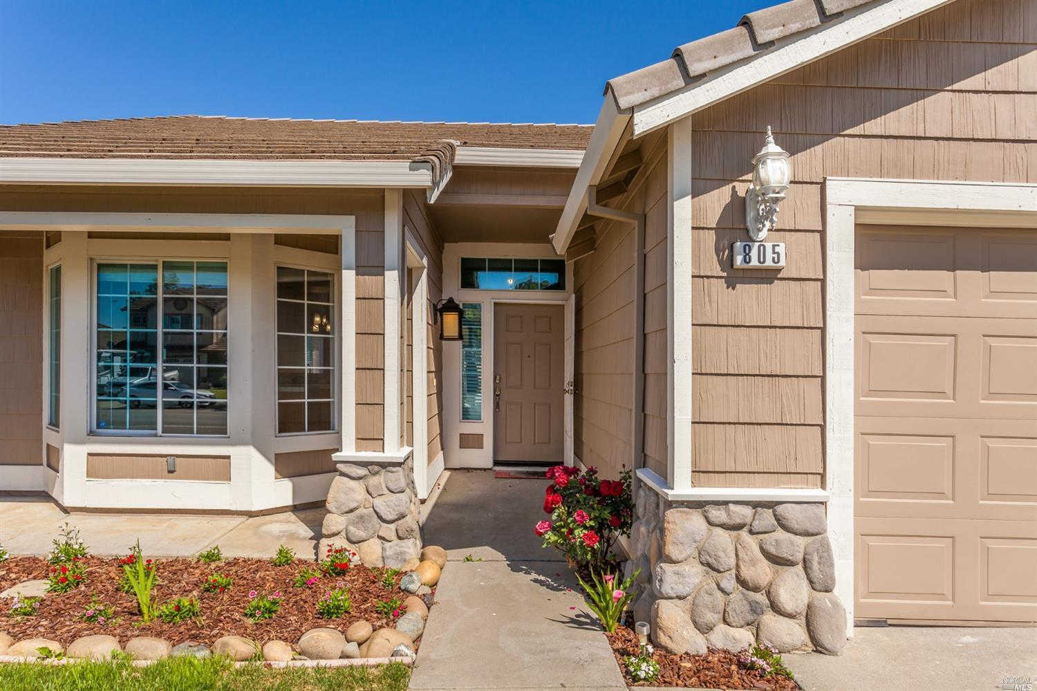 805 Evans Road, Dixon, CA 95620 is now new to the market!