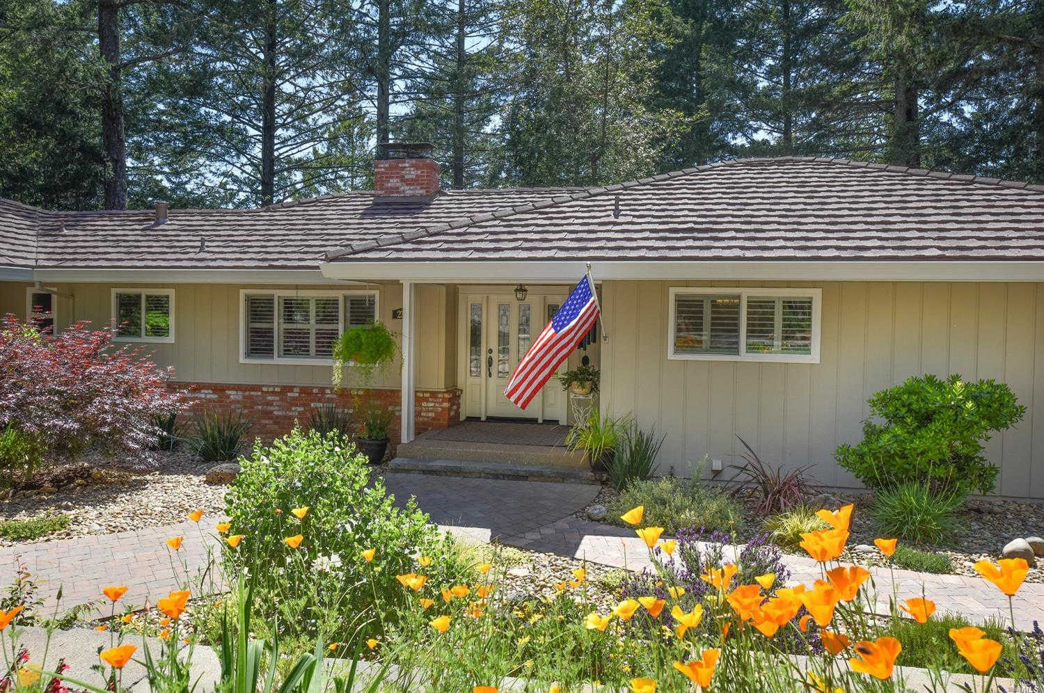 235 Clark Way, Angwin, CA 94508 is now new to the market!