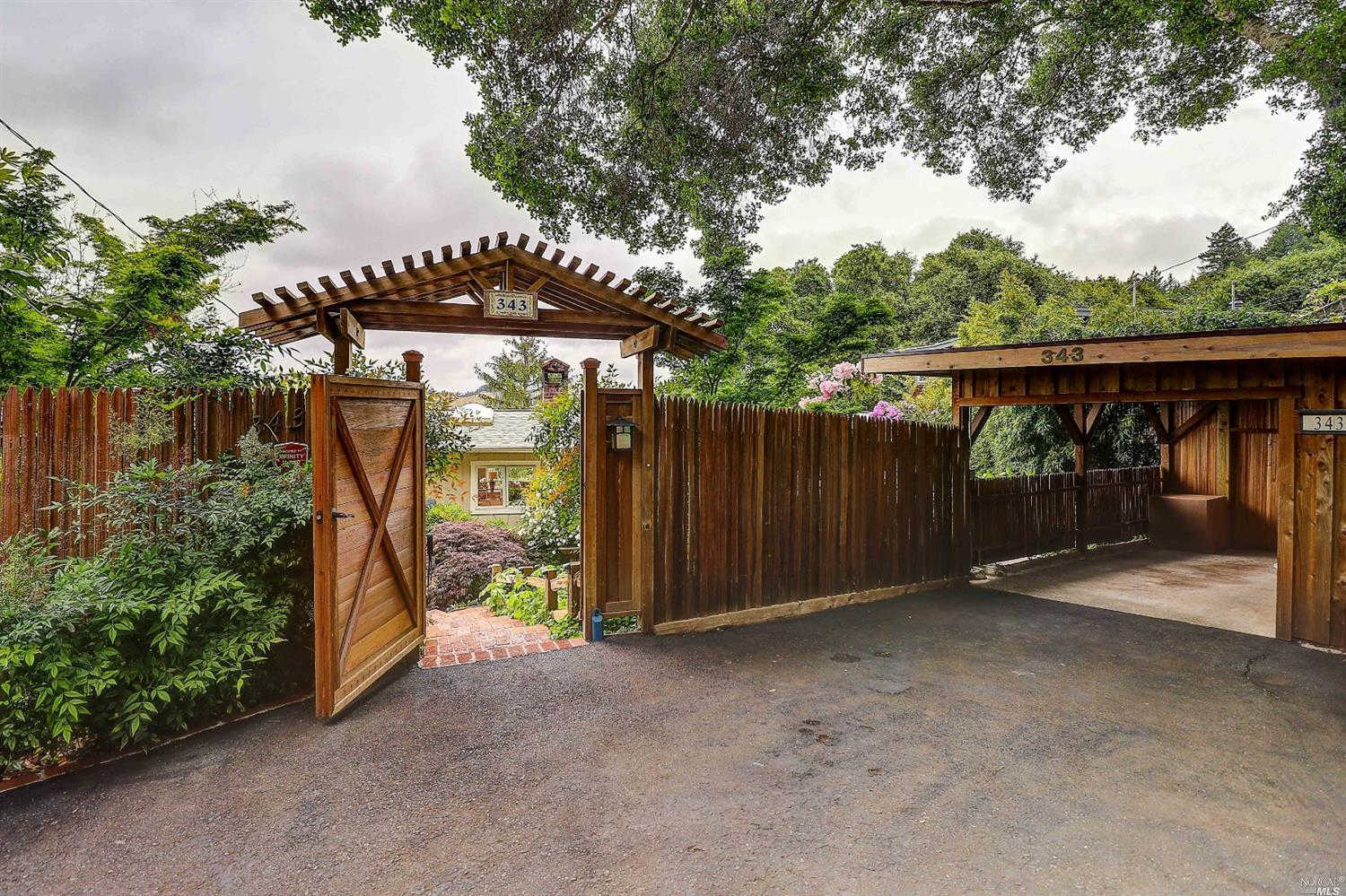 343 Redwood Drive, Woodacre, CA 94973 is now new to the market!