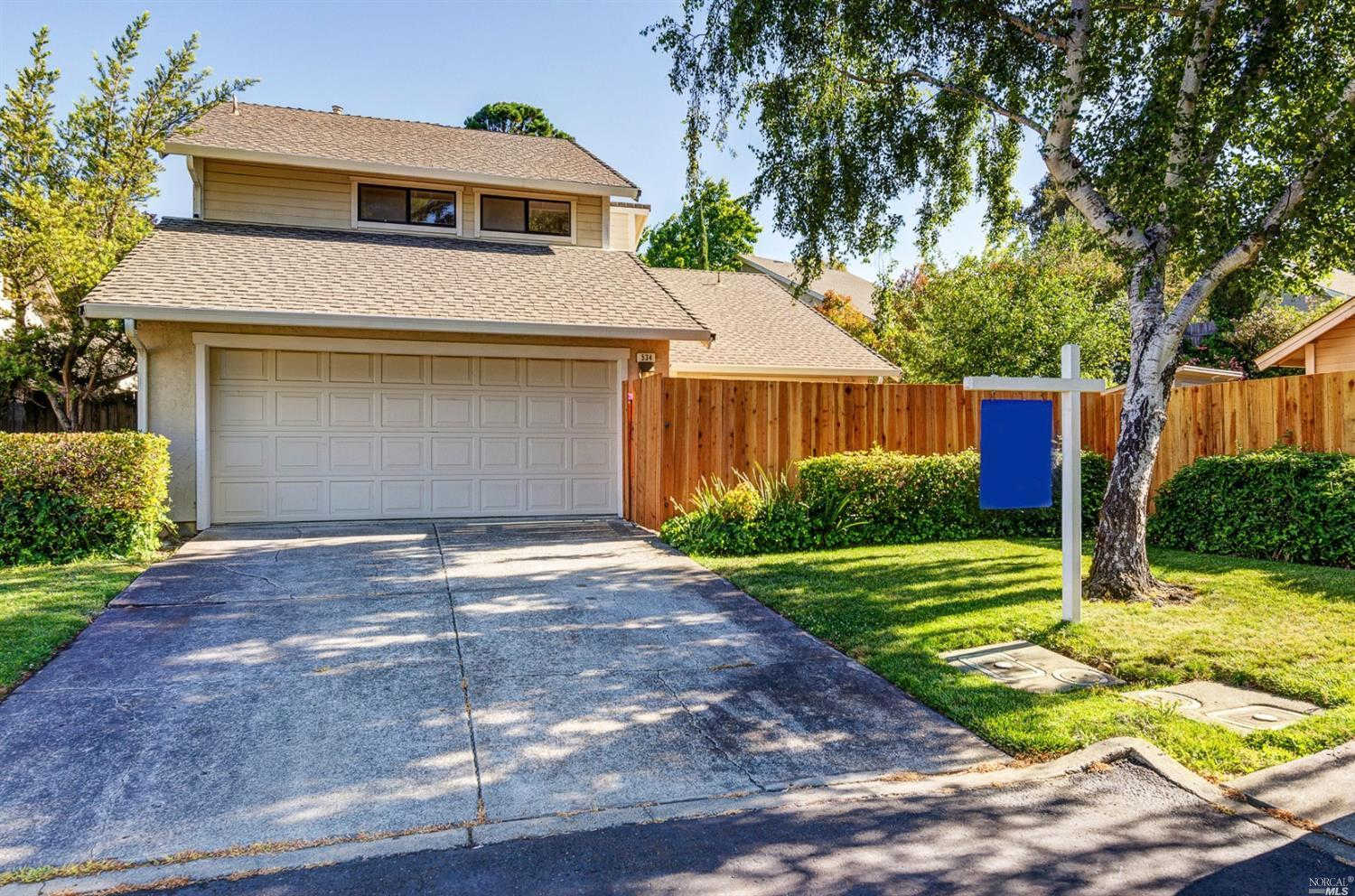 534 Buckeye Court, Benicia, CA 94510 is now new to the market!