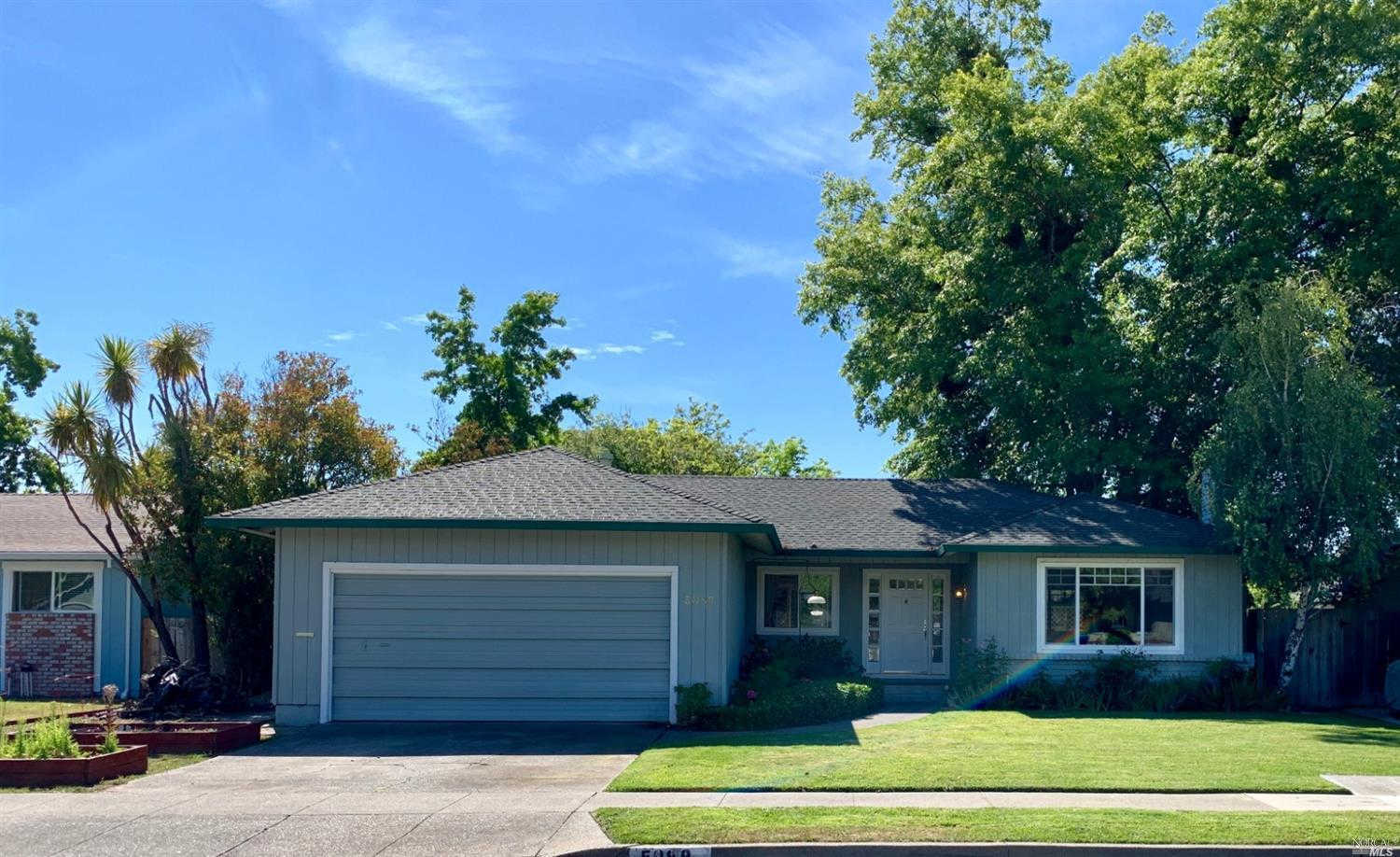 5089 Dupont Drive, Santa Rosa, CA 95409 is now new to the market!