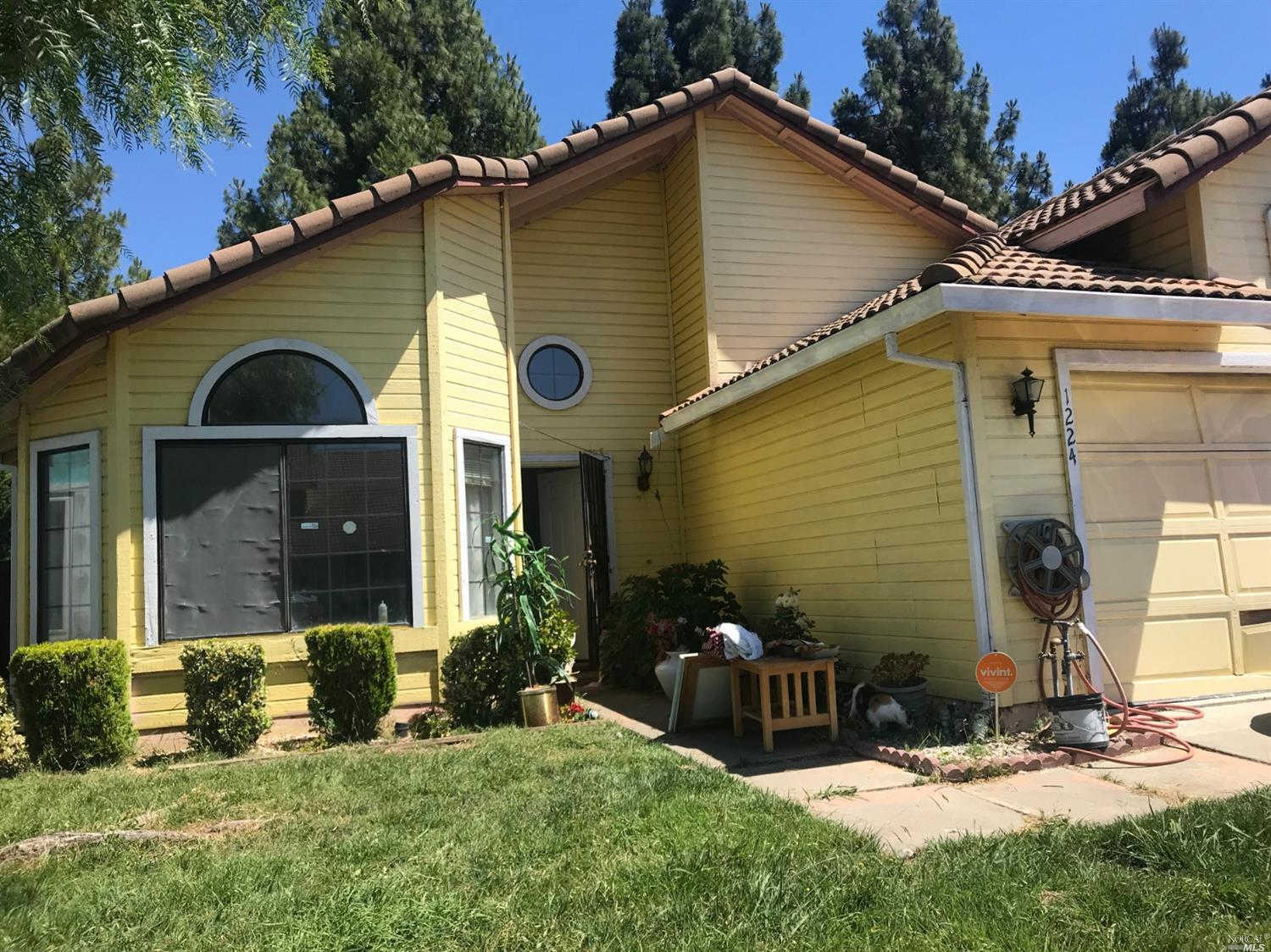 Another Property Sold - 1224 Tanglewood Drive, Fairfield, CA 94533
