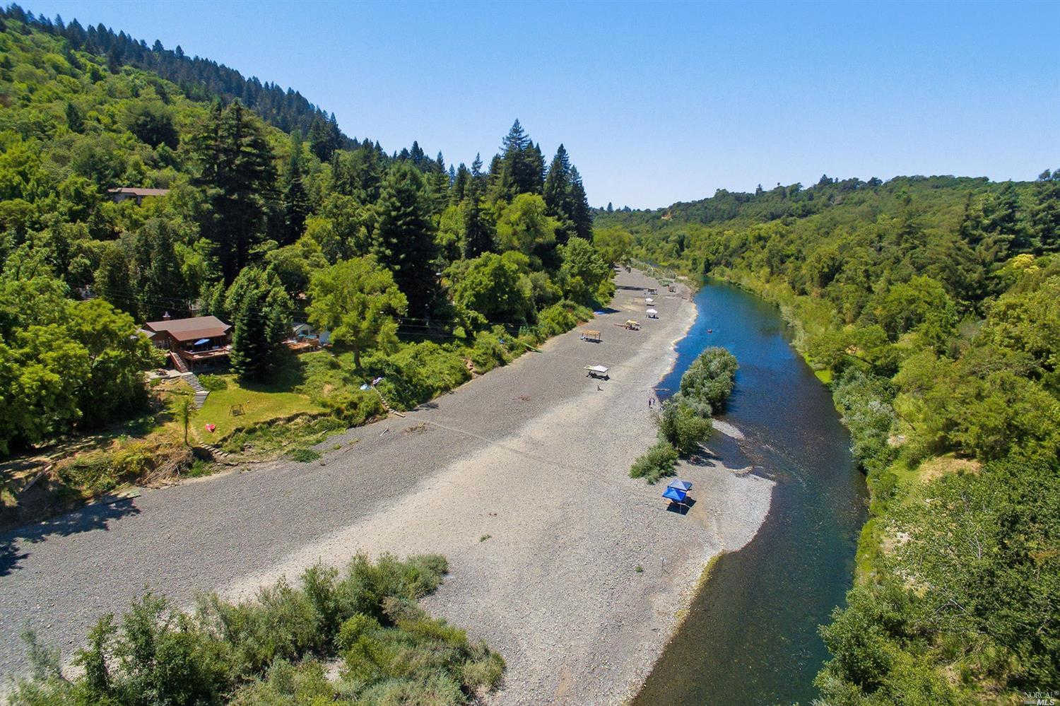 2687 North Fitch Mountain Road, Healdsburg, CA 95448 now has a new price of $1,149,000!