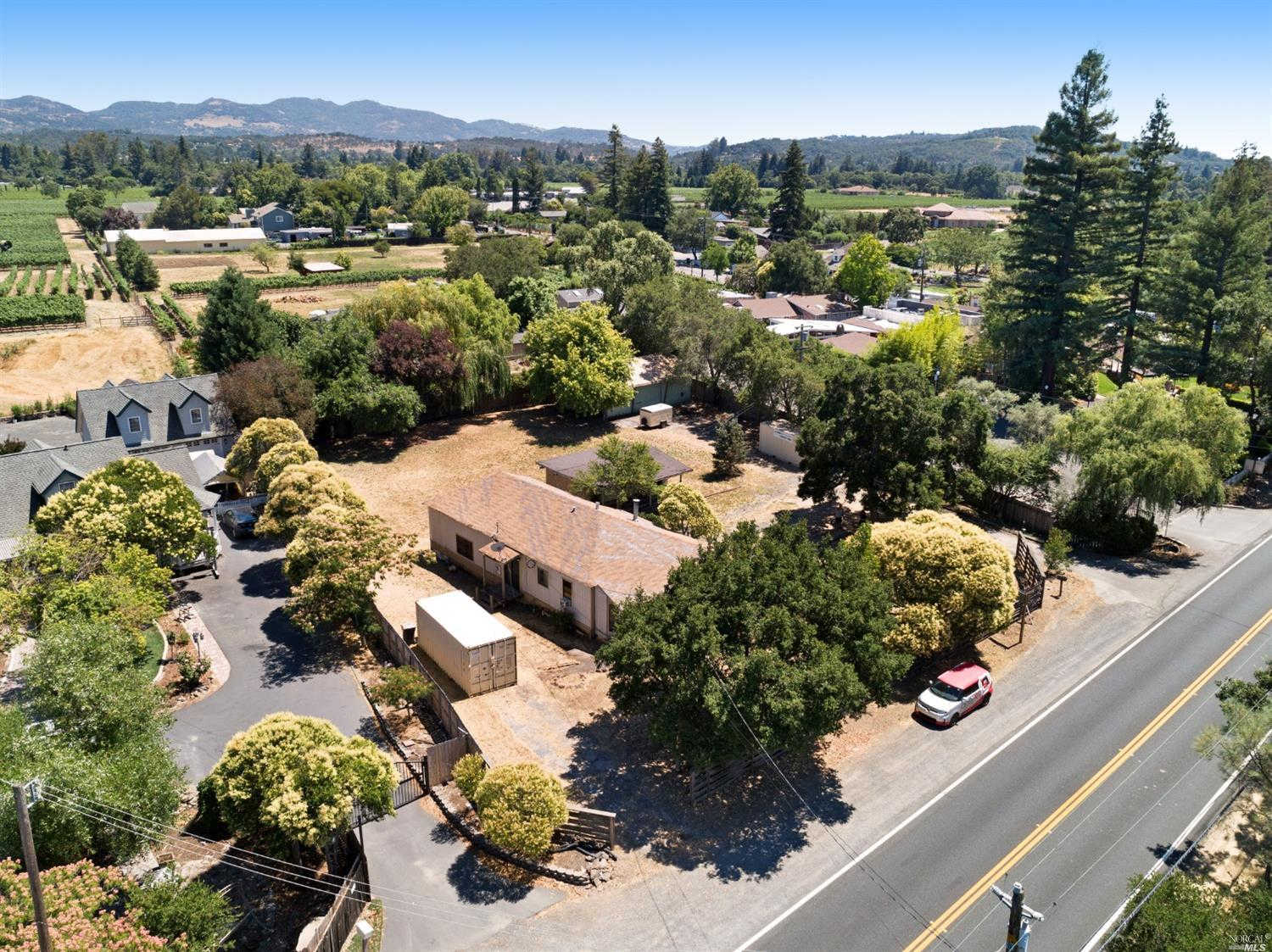 Another Property Sold - 2045 Monticello Road, Napa, CA 94558