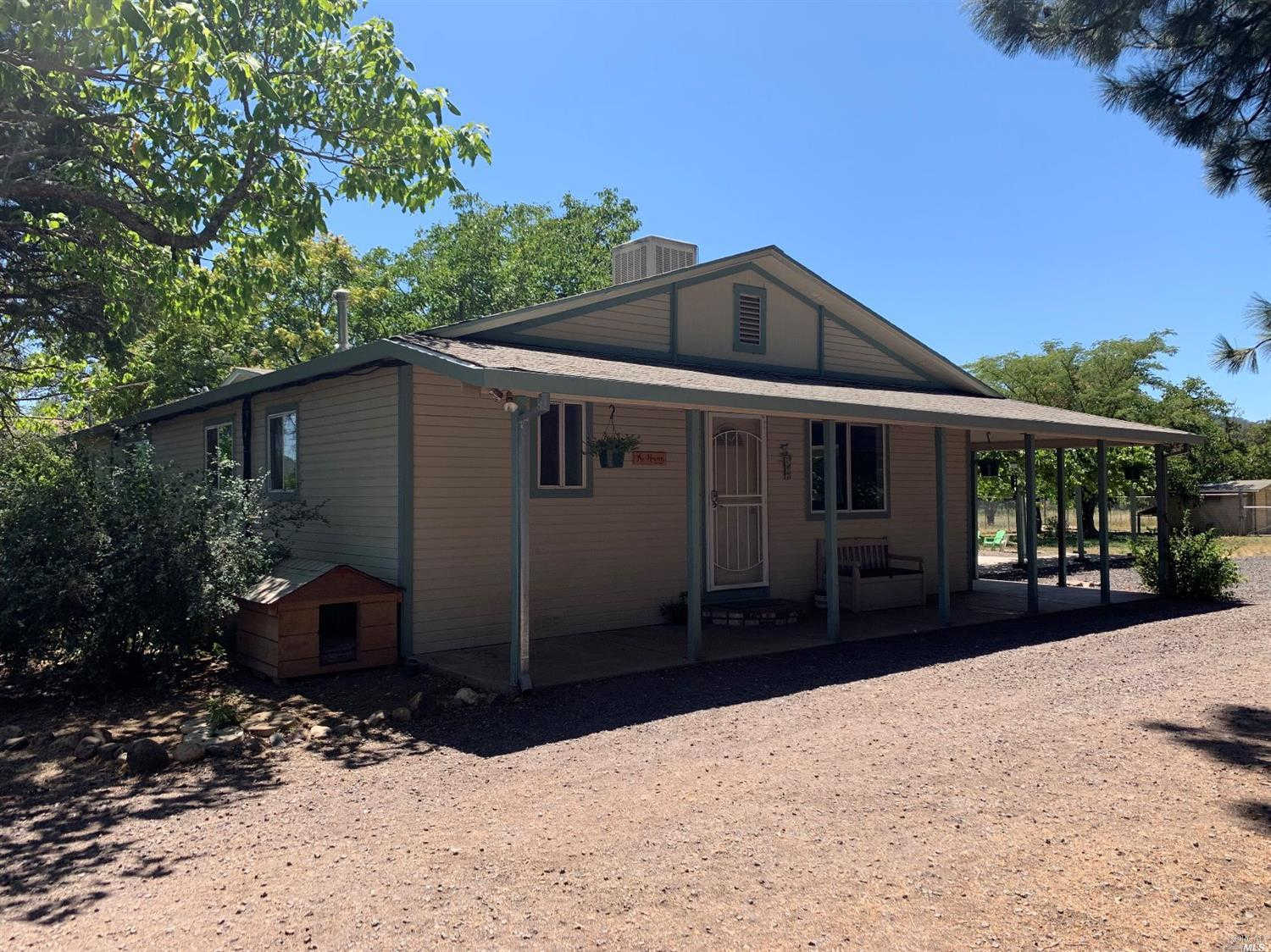 210 East School Way, Redwood Valley, CA 95470 is now new to the market!