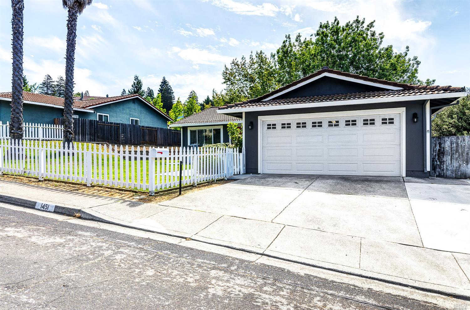 1451 George Court, Benicia, CA 94510 now has a new price of $625,000!