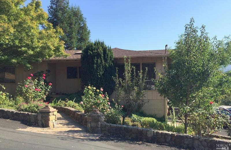 115 Camino Vista, St. Helena, CA 94574 is now new to the market!