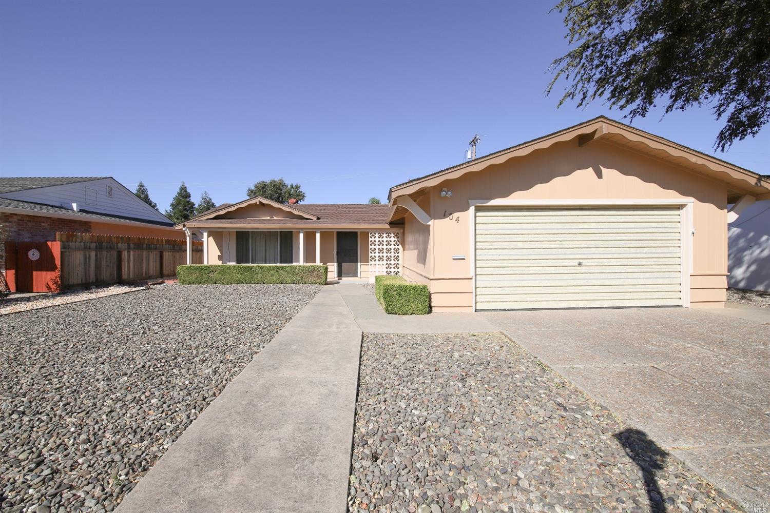 Another Property Sold - 104 Yosemite Circle, Vacaville, CA 95687
