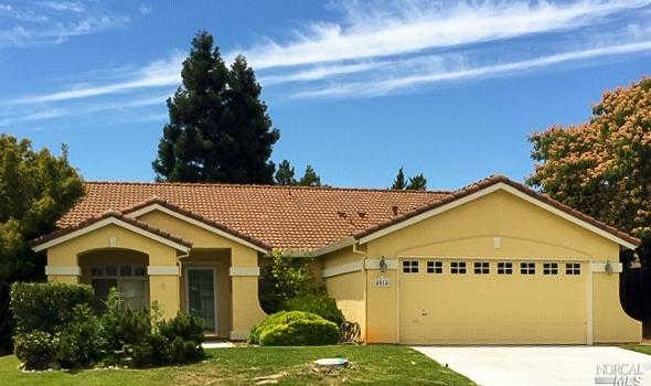 4014 Shaker Run Circle, Fairfield, CA 94533 now has a new price of $525,000!
