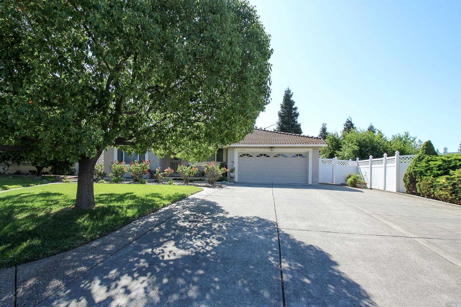 Another Property Sold - 3322 El Pinole Way, Fairfield, CA 94533
