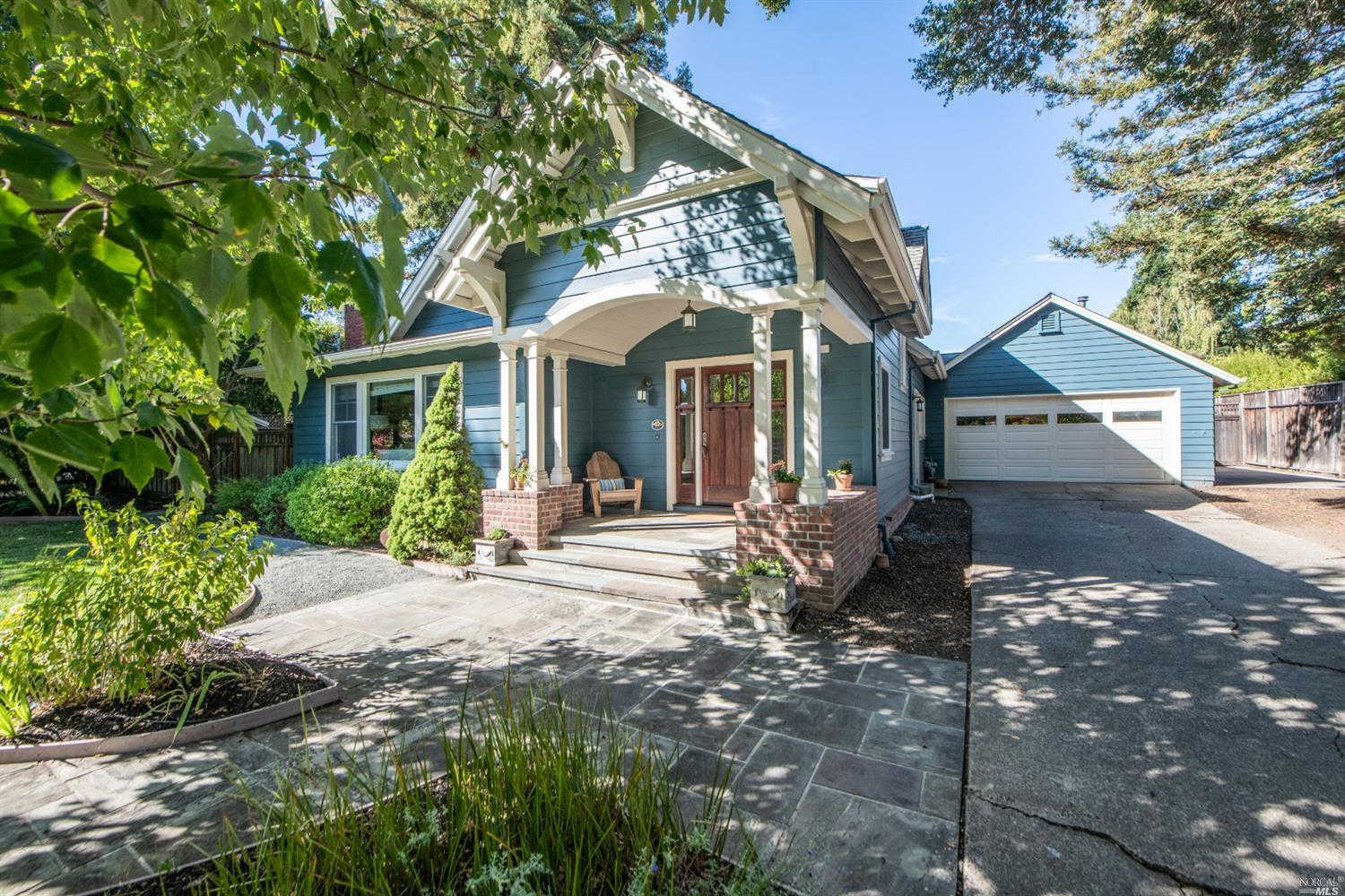 Another Property Sold - 4 Tappan Court, San Anselmo, CA 94960