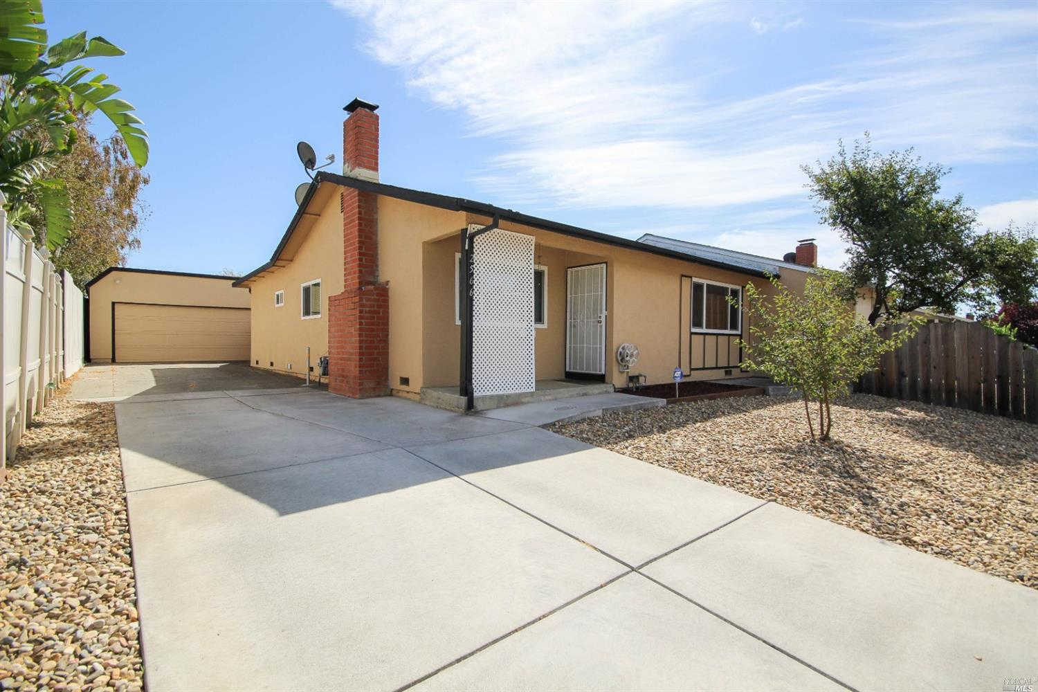 2566 Baltic Drive, Fairfield, CA 94533 is now new to the market!