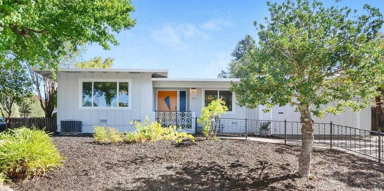 92 Kenwood Street, Napa, CA 94558 is now new to the market!