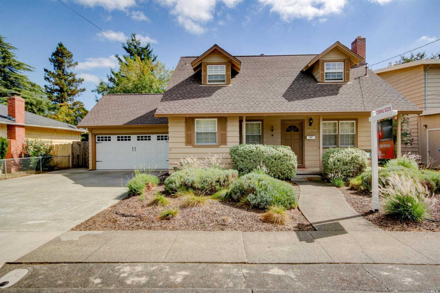 3752 Spring Creek Drive, Santa Rosa, CA 95405 now has a new price of $650,000!