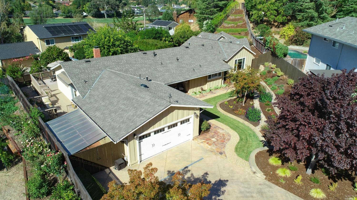 61 Broadmoor Court, Novato, CA 94949 is now new to the market!