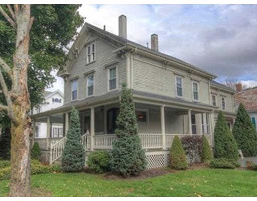 92 South St, Bridgewater, MA 02324 now has a new price of $440,000!
