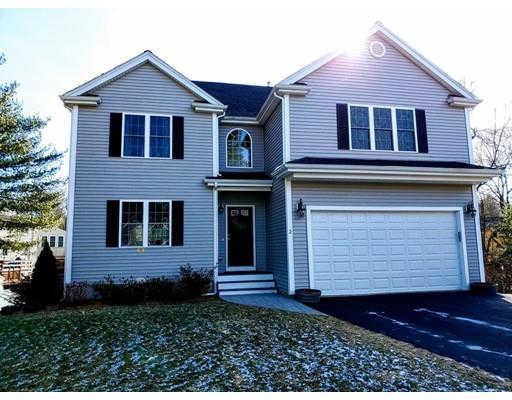 Another Property Sold - 2 Autumn Lane, Norton, MA 02766
