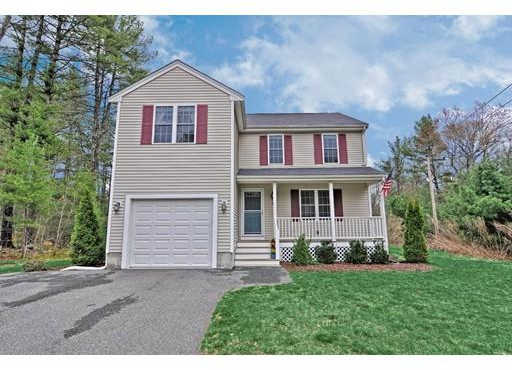 9 Crestwood Dr, Norton, MA 02766 now has a new price of $439,900!