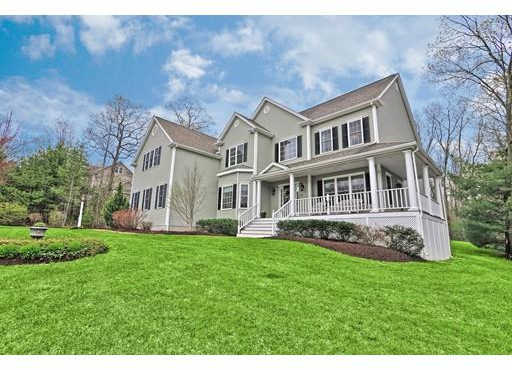 119 Oak Hill Ave, Wrentham, MA 02093 now has a new price of $849,500!