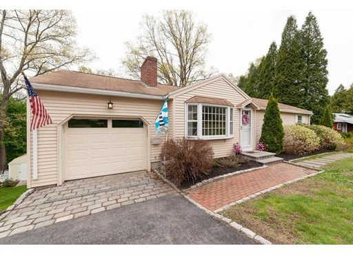 Another Property Sold - 5 Champlain Drive, Hudson, MA 01749
