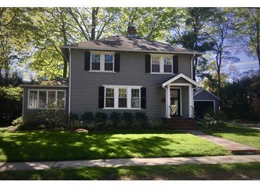 Another Property Sold - 9 Wilshire Park, Needham, MA 02492
