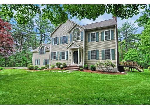 5 Blackberry Hill Rd, Wrentham, MA 02093 now has a new price of $589,900!