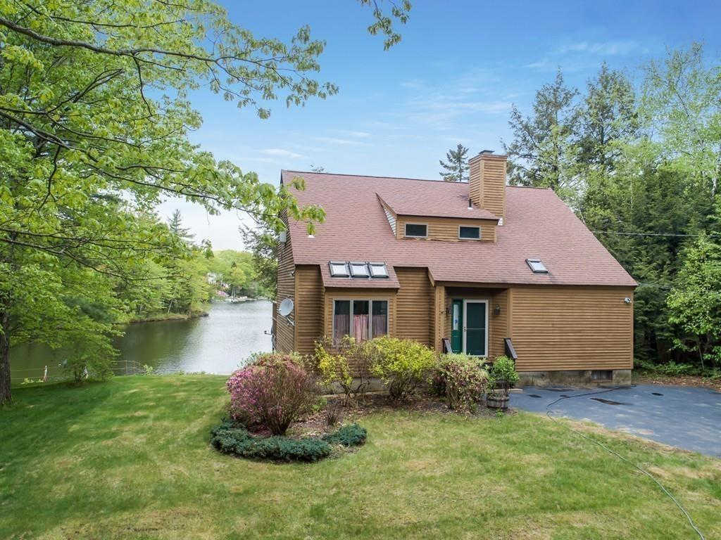 32 Winding Cove Road, Ashburnham, MA 01430 now has a new price of $449,900!