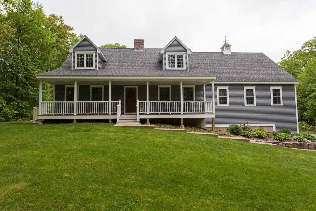 19 Woods Rd, West Brookfield, MA 01585 now has a new price of $449,900!