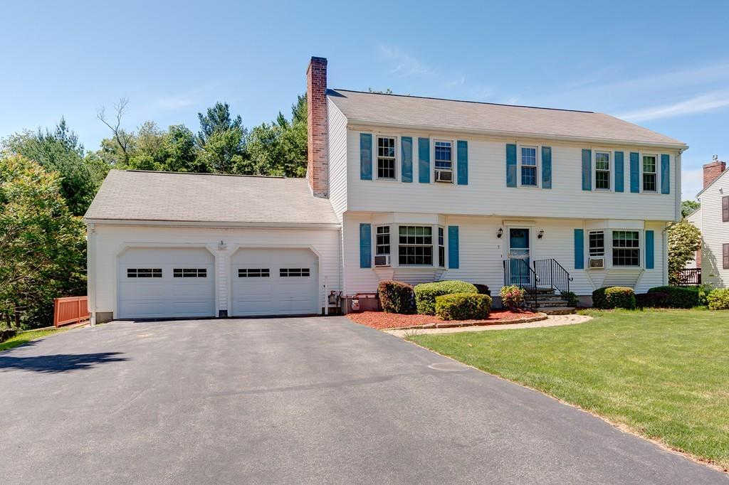 1 Mason Drive, Grafton, MA 01536 is now new to the market!