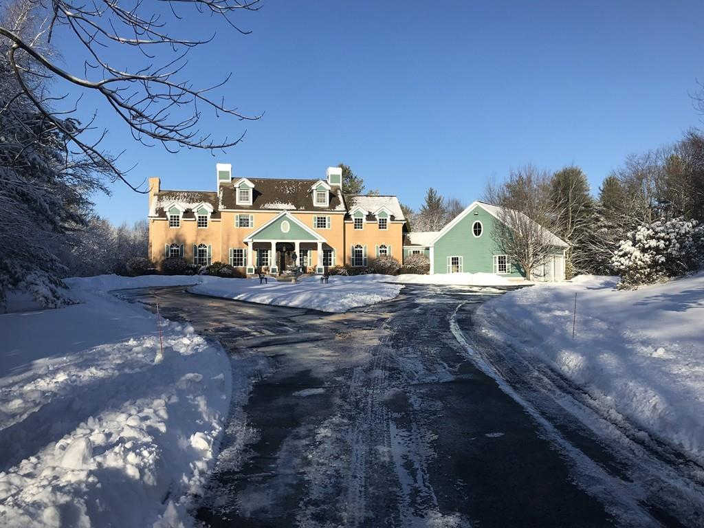 165 Hosley Road, Ashburnham, MA 01430 now has a new price of $649,900!