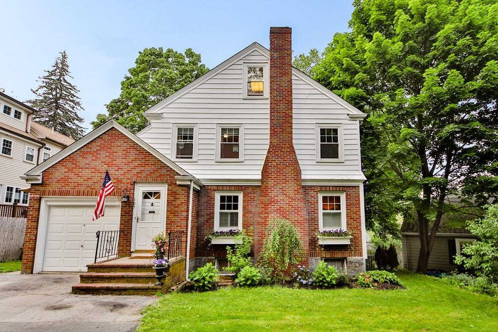 Another Property Sold - 165 Robbins, Milton, MA 02186