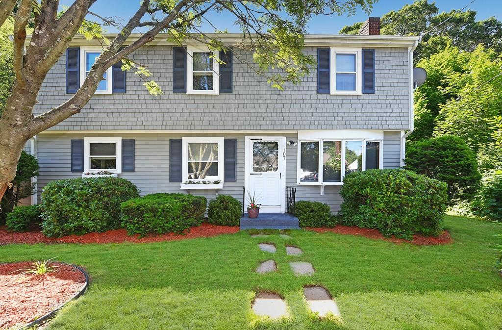 107 Endicott St, Weymouth, MA 02189 has an Open House on  Sunday, June 30, 2019 12:00 PM to 2:00 PM
