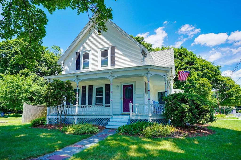 Another Property Sold - 54 Mason St, Hudson, MA 01749