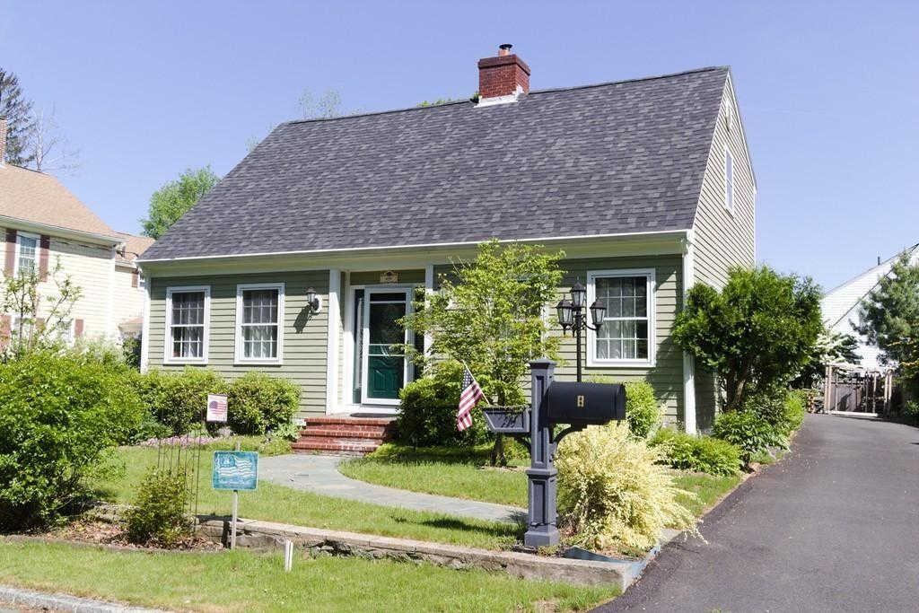 Another Property Sold - 8 Vine St, Taunton, MA 02780