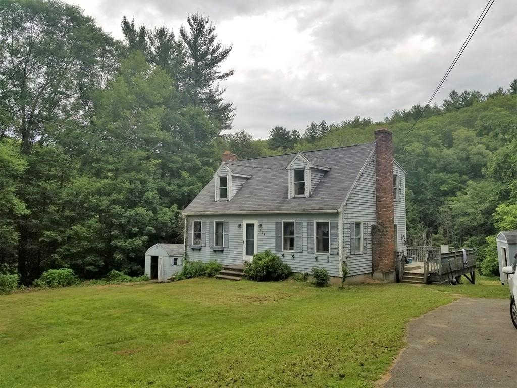 126 Hastings Road, Spencer, MA 01562 now has a new price of $184,000!