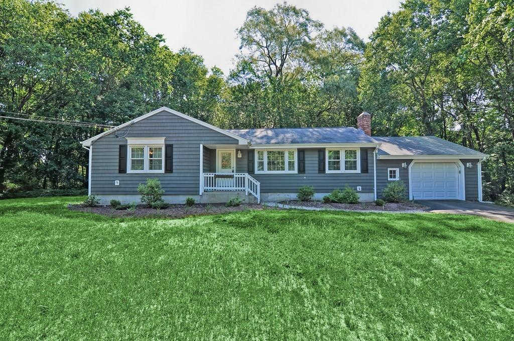 126 Autumn Dr, North Attleboro, MA 02760 is now new to the market!